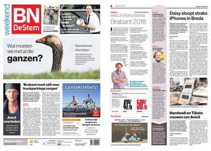 BN DeStem - Bergen op Zoom – 21 april 2018