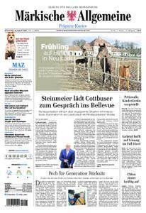 Märkische Allgemeine Prignitz Kurier - 15. Februar 2018