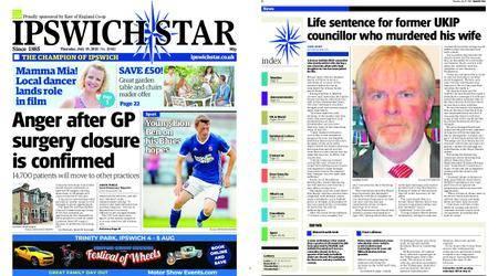 Ipswich Star – July 19, 2018
