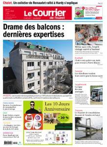 Le Courrier de l'Ouest Cholet – 11 juin 2020