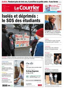 Le Courrier de l'Ouest Angers – 21 janvier 2021