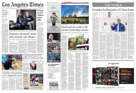 Los Angeles Times – December 10, 2018