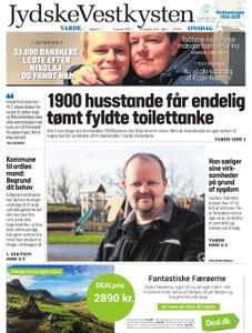 JydskeVestkysten Varde – 08. januar 2020