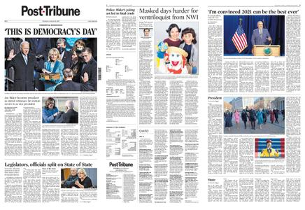 Post-Tribune – January 21, 2021