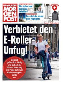 Hamburger Morgenpost – 25. Juli 2019