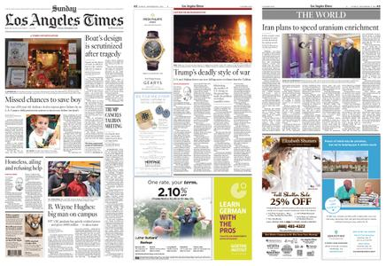 Los Angeles Times – September 08, 2019