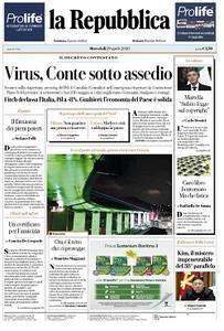la Repubblica - 29 Aprile 2020