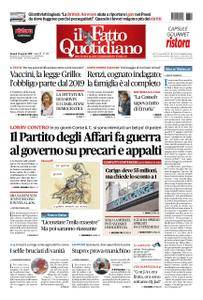Il Fatto Quotidiano - 10 agosto 2018