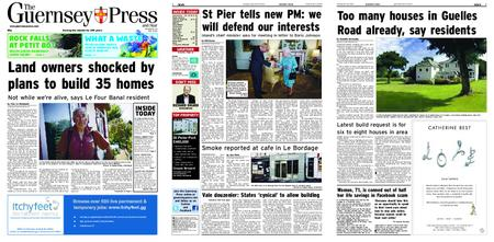 The Guernsey Press – 25 July 2019