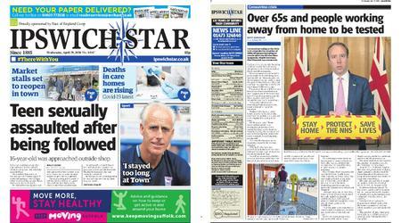 Ipswich Star – April 29, 2020