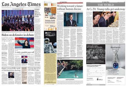 Los Angeles Times – June 28, 2019