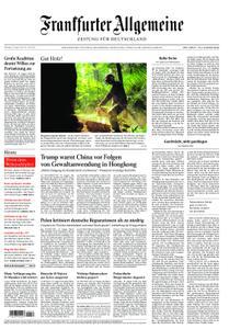 Frankfurter Allgemeine Zeitung F.A.Z. - 20. August 2019