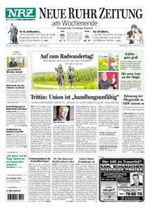 NRZ Neue Ruhr Zeitung Essen-Postausgabe - 07. Oktober 2017