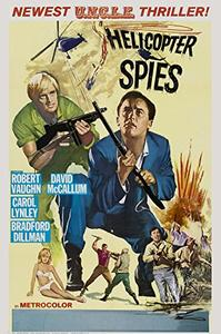 The Helicopter Spies (1968)