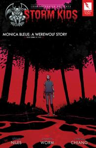 John Carpenter presents Storm Kids-MONICA BLEUE-A WEREWOLF STORY 01 of 05 2019 digital The Magicians