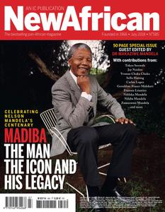 New African - July 2018