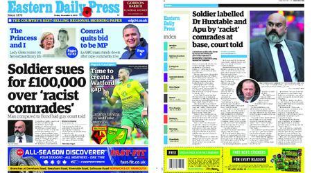 Eastern Daily Press – November 08, 2019