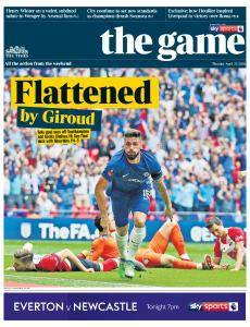 The Times - The Game - 23 April 2018