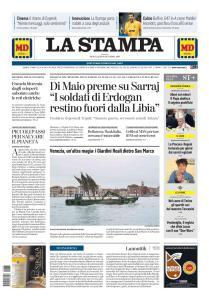 La Stampa Imperia e Sanremo - 18 Dicembre 2019