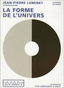 """Jean-Pierre Luminet, """"La forme de l'Univers"""""""