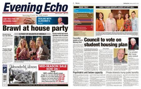 Evening Echo – April 23, 2018