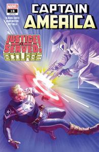 Captain America 018 2020 Digital Zone