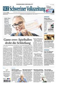 Schweriner Volkszeitung Hagenower Kreisblatt - 20. November 2018