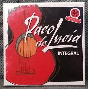 Paco de Lucia - Concierto de Aranjuez & Iberia (1991) {2010 Nueva Integral Box Set CD 22 of 27}