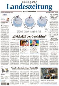 Thüringische Landeszeitung – 09. November 2019