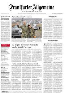 Frankfurter Allgemeine Zeitung - 26 März 2021