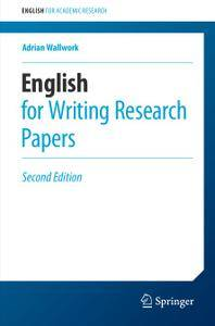 English for Writing Research Papers, Second Edition (Repost)