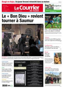 Le Courrier de l'Ouest Nord Anjou – 21 avril 2021