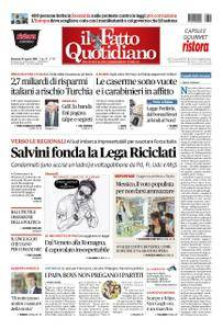 Il Fatto Quotidiano - 12 agosto 2018