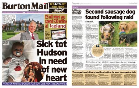 Burton Mail – February 26, 2021