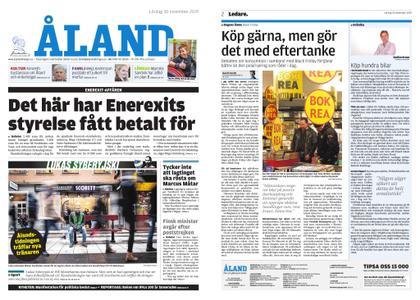 Ålandstidningen – 30 november 2019