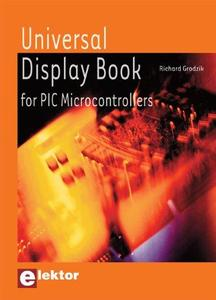 Universal Display Book for PIC Microcontrollers (Repost)