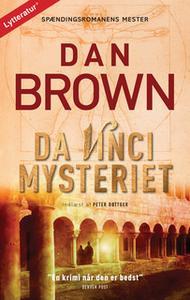 «Da Vinci mysteriet» by Dan Brown