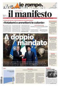 il Manifesto - 11 Settembre 2019
