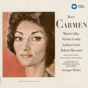 Maria Callas - Bizet: Carmen (1964/2014) [Official Digital Download 24/96]