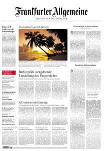 Frankfurter Allgemeine Zeitung - 27 Januar 2021