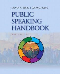 Public Speaking Handbook (Repost)