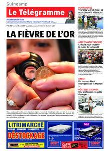 Le Télégramme Guingamp – 23 août 2019