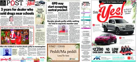 The Guam Daily Post – December 13, 2019
