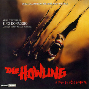 Pino Donaggio - The Howling: Original Motion Picture Soundtrack (1981) CD Reissue 2005 [Re-Up]