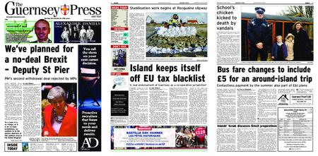 The Guernsey Press – 13 March 2019