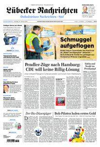 Lübecker Nachrichten Ostholstein Süd - 20. Februar 2018