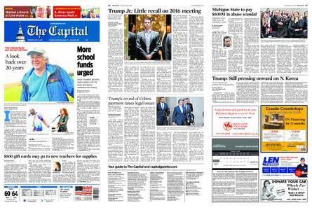 The Capital – May 17, 2018