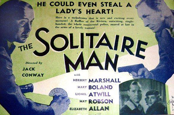 The Solitaire Man (1933)