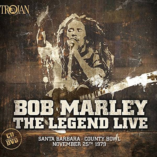 Bob Marley - The Legend Live - Santa Barbara County Bowl 1979 (2016) [DVD9]