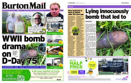 Burton Mail – June 08, 2019